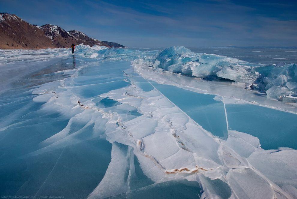 frozen05 Самые красивые фотографии морозной зимы