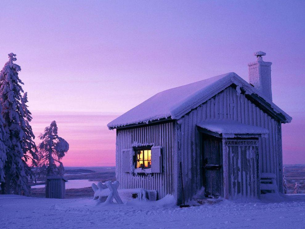 frozen14 Самые красивые фотографии морозной зимы