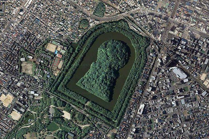 kofun04 Загадочные сооружения — кофуны