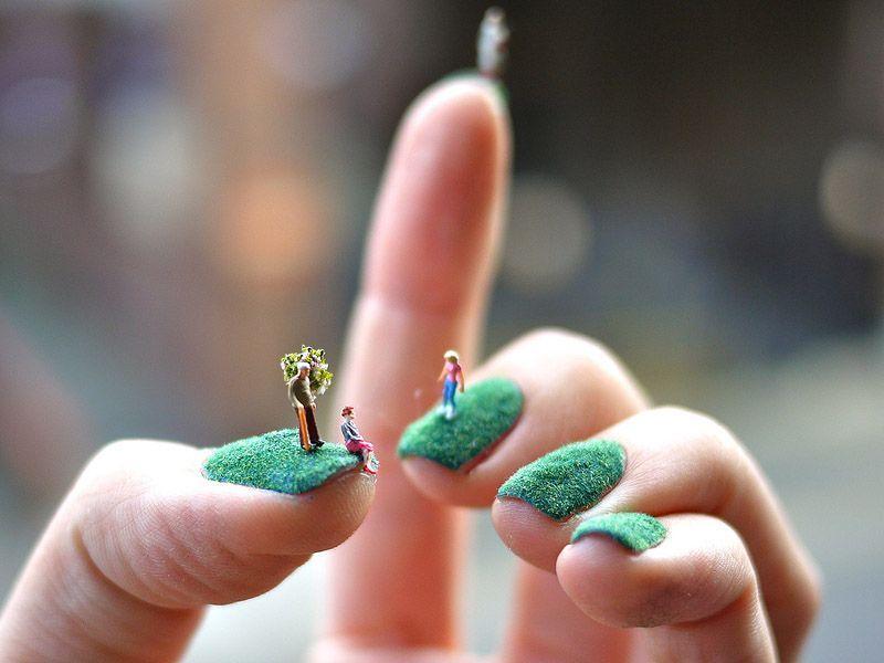 nailart02 13 фотографий ногтевого дизайна, которые поражают воображение