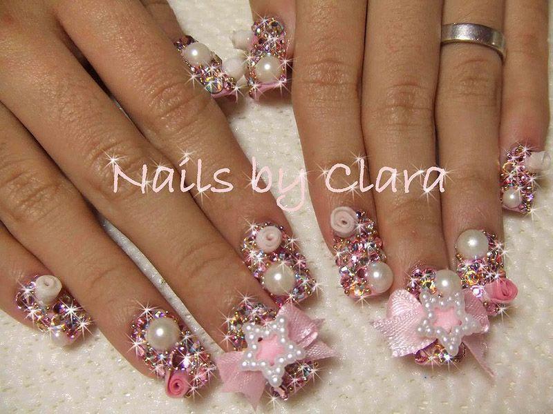 nailart04 13 фотографий ногтевого дизайна, которые поражают воображение