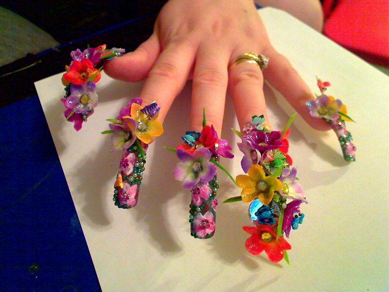 nailart06 13 фотографий ногтевого дизайна, которые поражают воображение