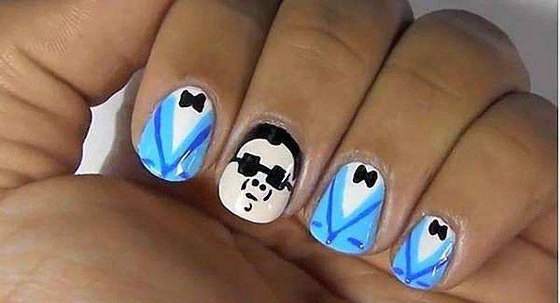 nailart08 13 фотографий ногтевого дизайна, которые поражают воображение