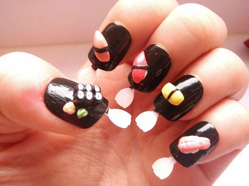 nailart09 13 фотографий ногтевого дизайна, которые поражают воображение