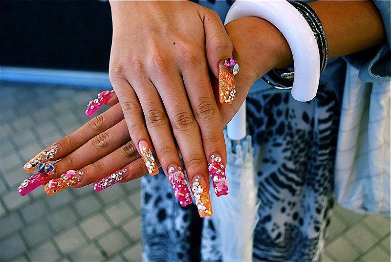 nailart13 13 фотографий ногтевого дизайна, которые поражают воображение