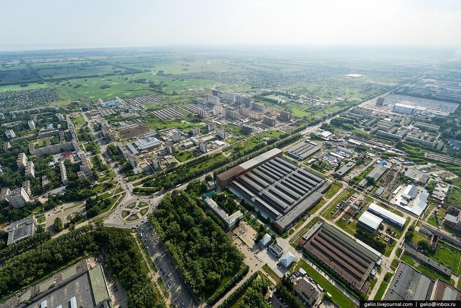 nskplants02 Промышленность Новосибирска