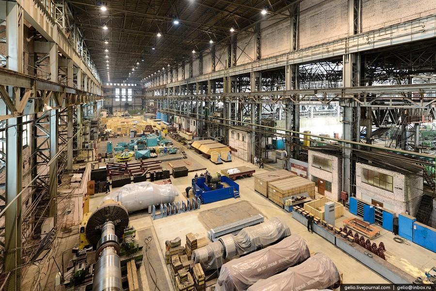 nskplants03 Промышленность Новосибирска