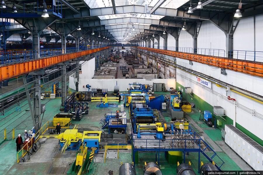 nskplants19 Промышленность Новосибирска