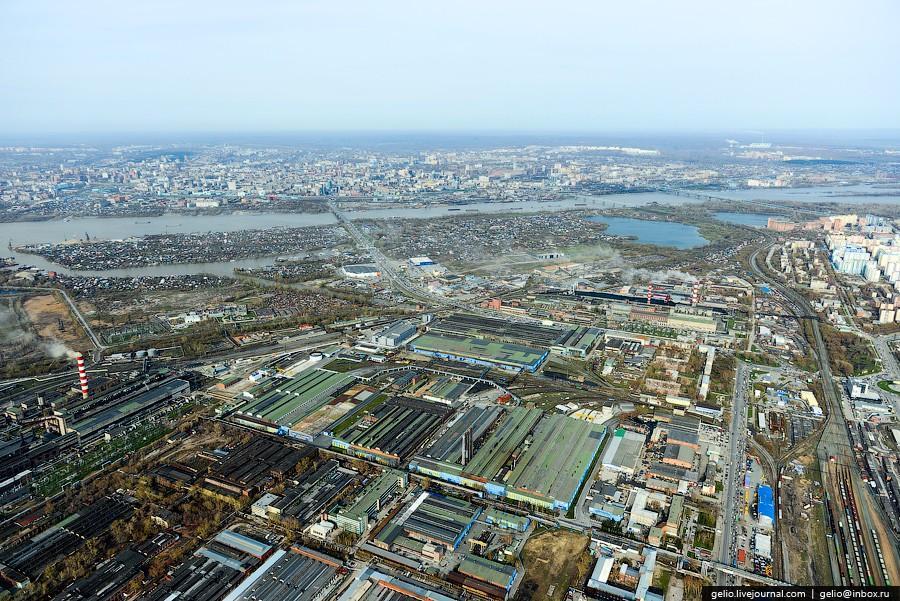 nskplants20 Промышленность Новосибирска