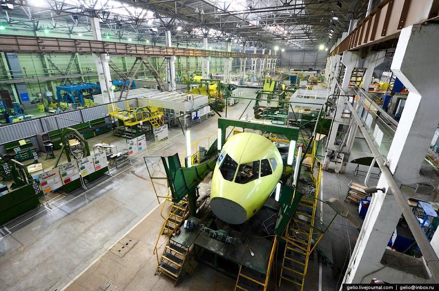 nskplants28 Промышленность Новосибирска