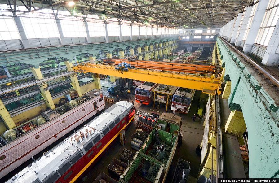 nskplants36 Промышленность Новосибирска