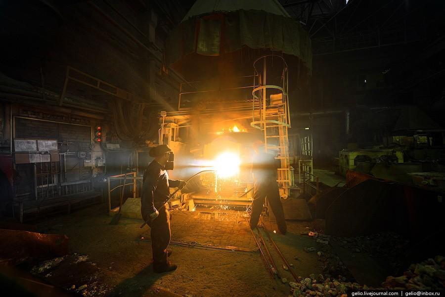 nskplants41 Промышленность Новосибирска