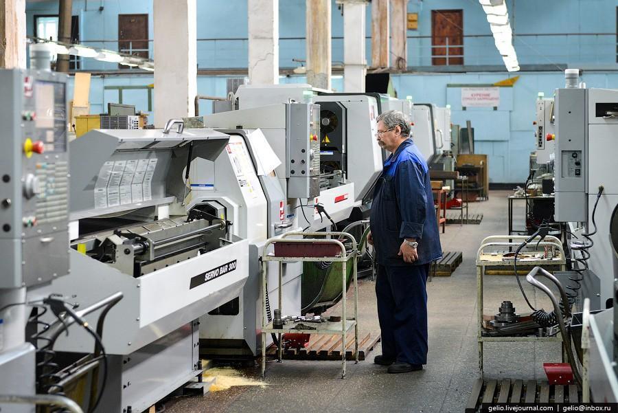 nskplants42 Промышленность Новосибирска
