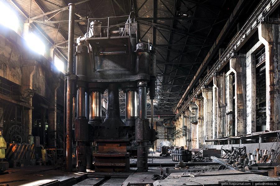 nskplants45 Промышленность Новосибирска
