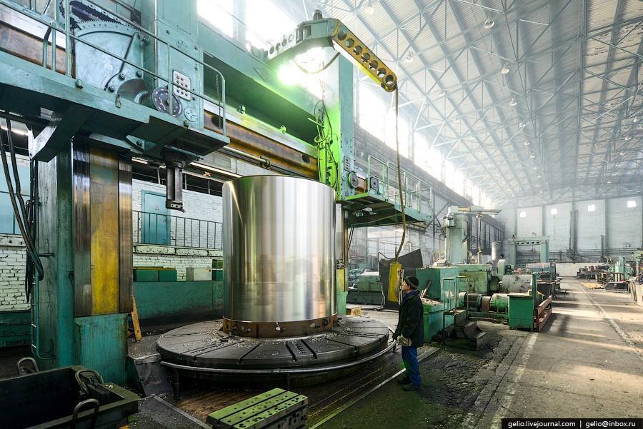 nskplants51 Промышленность Новосибирска