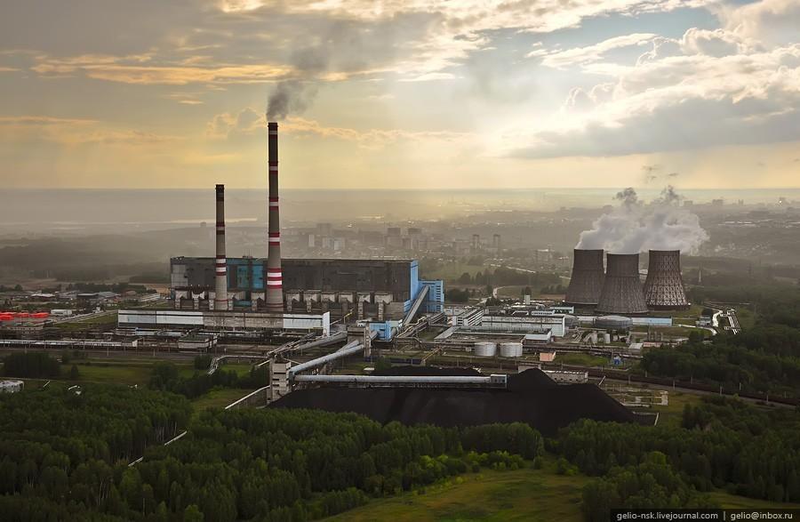 nskplants65 Промышленность Новосибирска