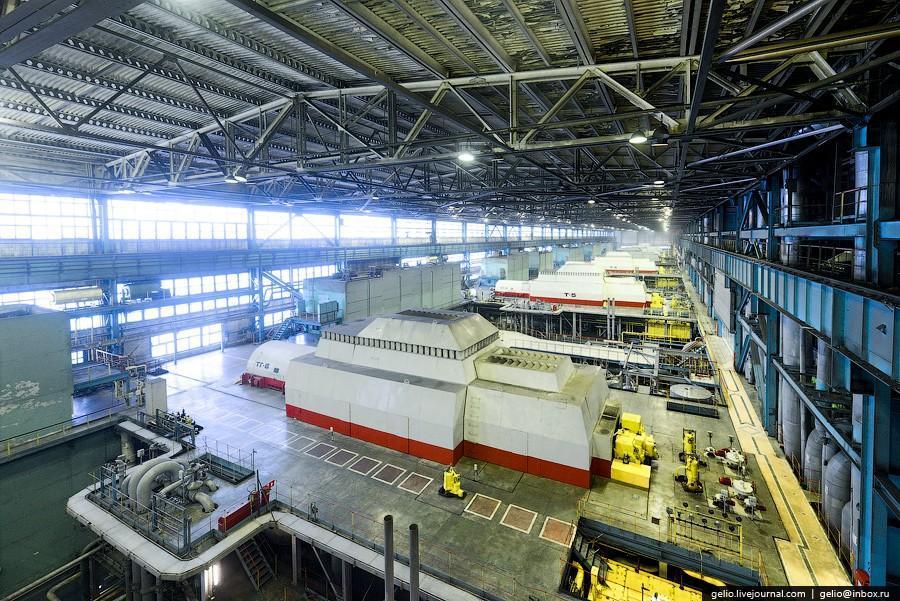nskplants66 Промышленность Новосибирска