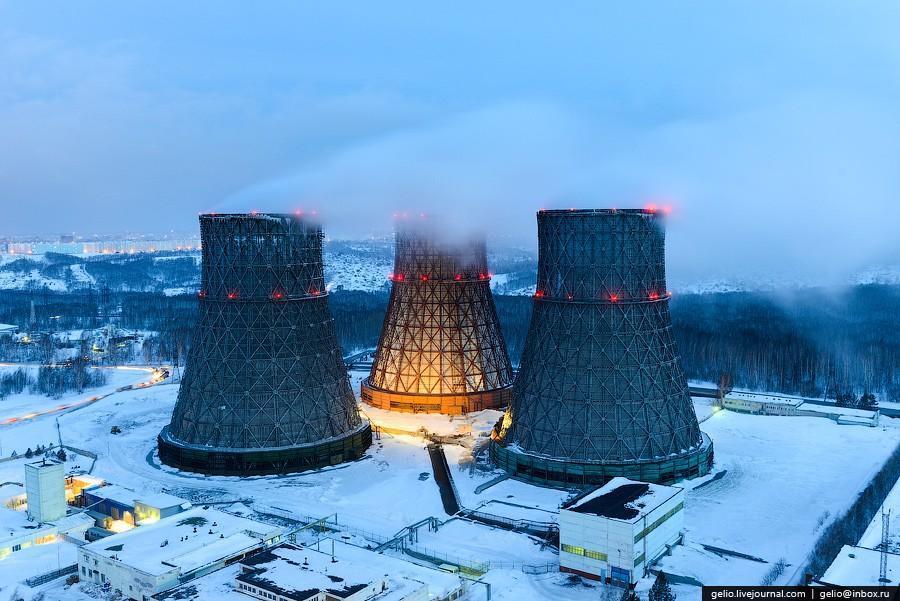 nskplants67 Промышленность Новосибирска
