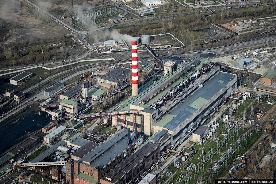 nskplants68 Промышленность Новосибирска
