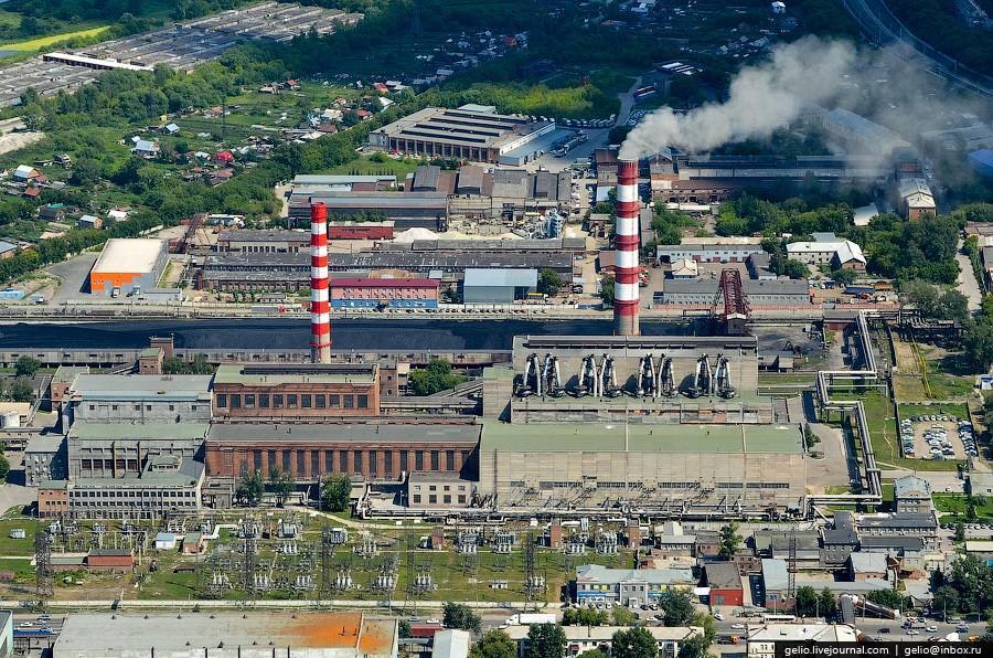 nskplants69 Промышленность Новосибирска