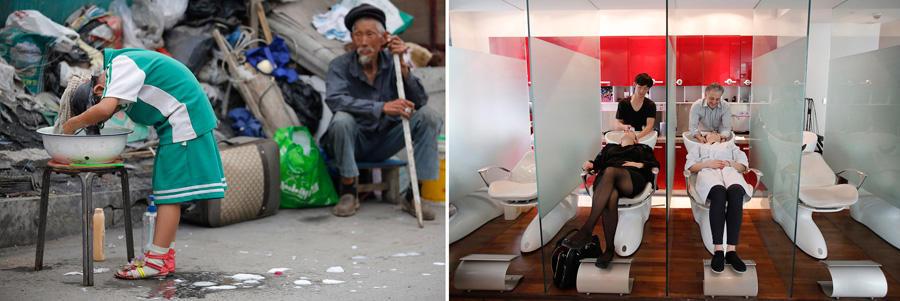интересным бедность и богатство современного китая отделения улицы: адрес