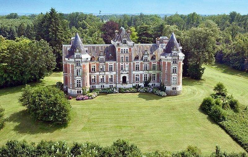 Купить замок недвижимость недорого от рас аль хайма до дубай км