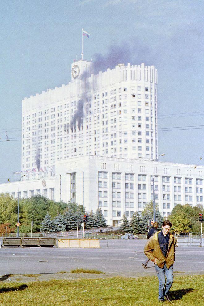 revolution11 Расстрел Дома Советов 4 октября 1993 года