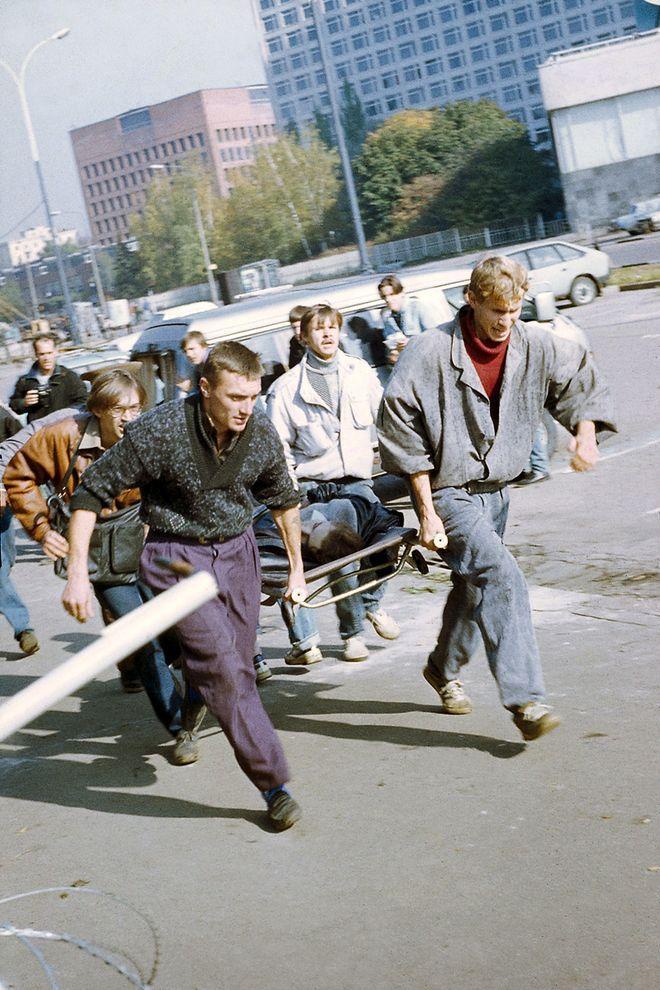revolution17 Расстрел Дома Советов 4 октября 1993 года