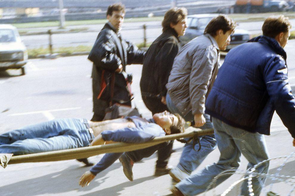 revolution18 Расстрел Дома Советов 4 октября 1993 года