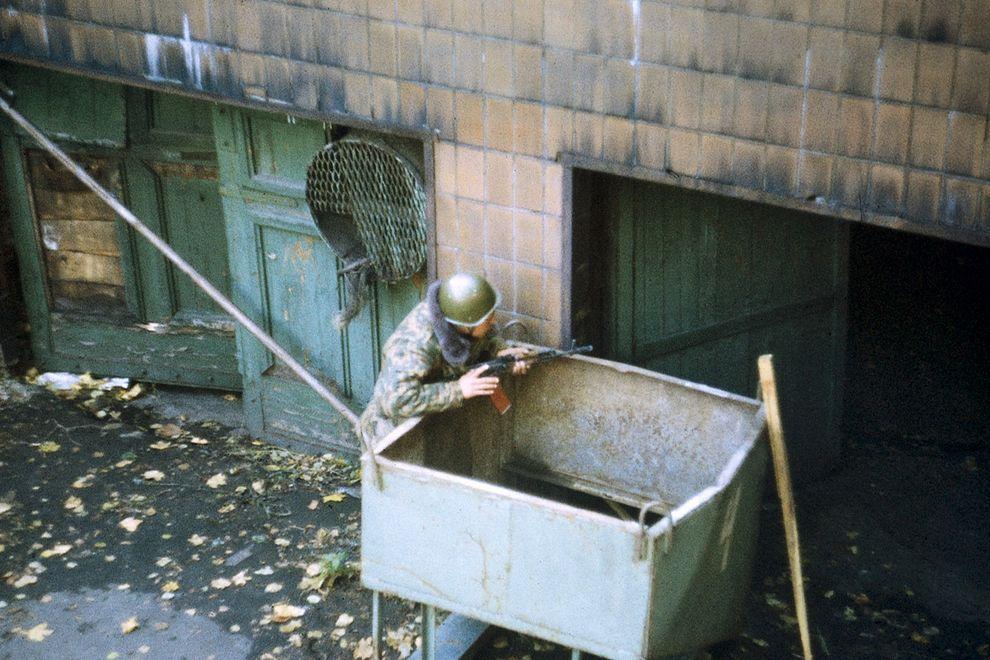 revolution19 Расстрел Дома Советов 4 октября 1993 года