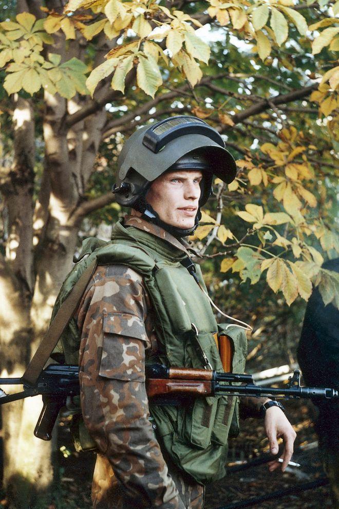 revolution22 Расстрел Дома Советов 4 октября 1993 года