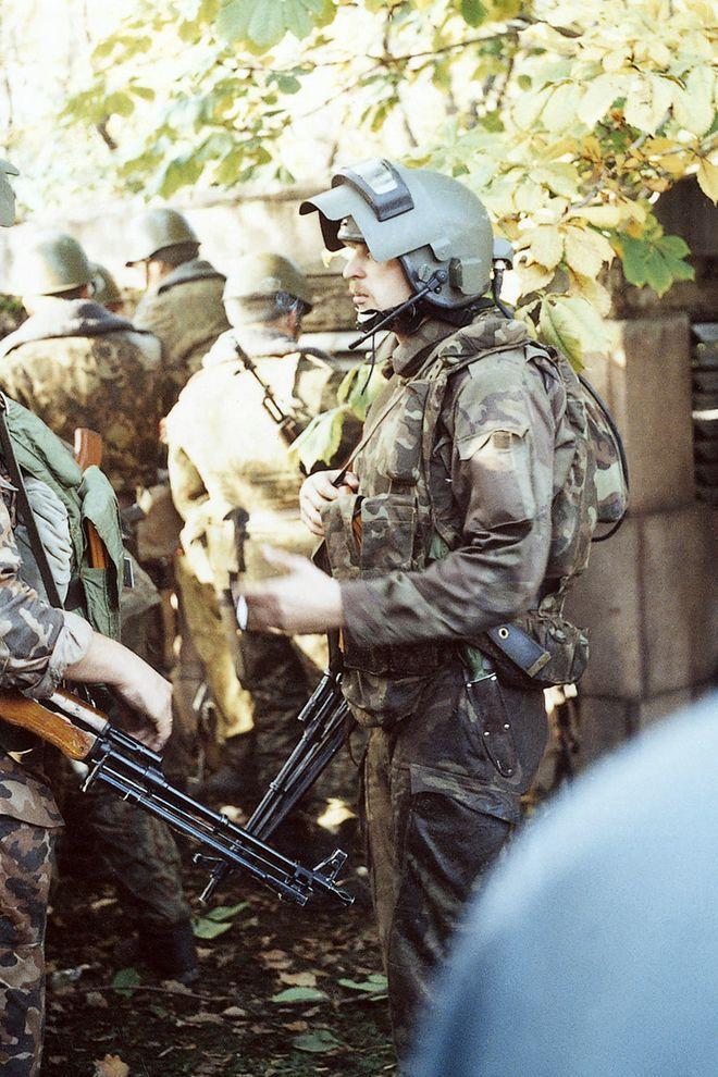 revolution23 Расстрел Дома Советов 4 октября 1993 года
