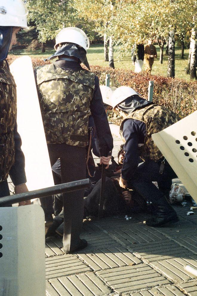 revolution33 Расстрел Дома Советов 4 октября 1993 года
