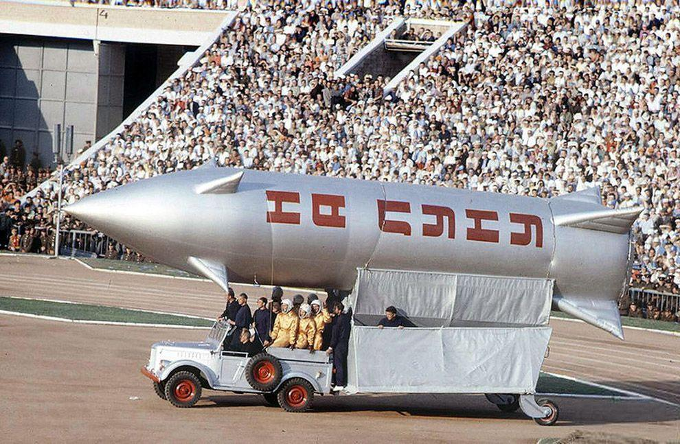 ussr1963 01 СССР полвека назад: 1963 й год в фотографиях
