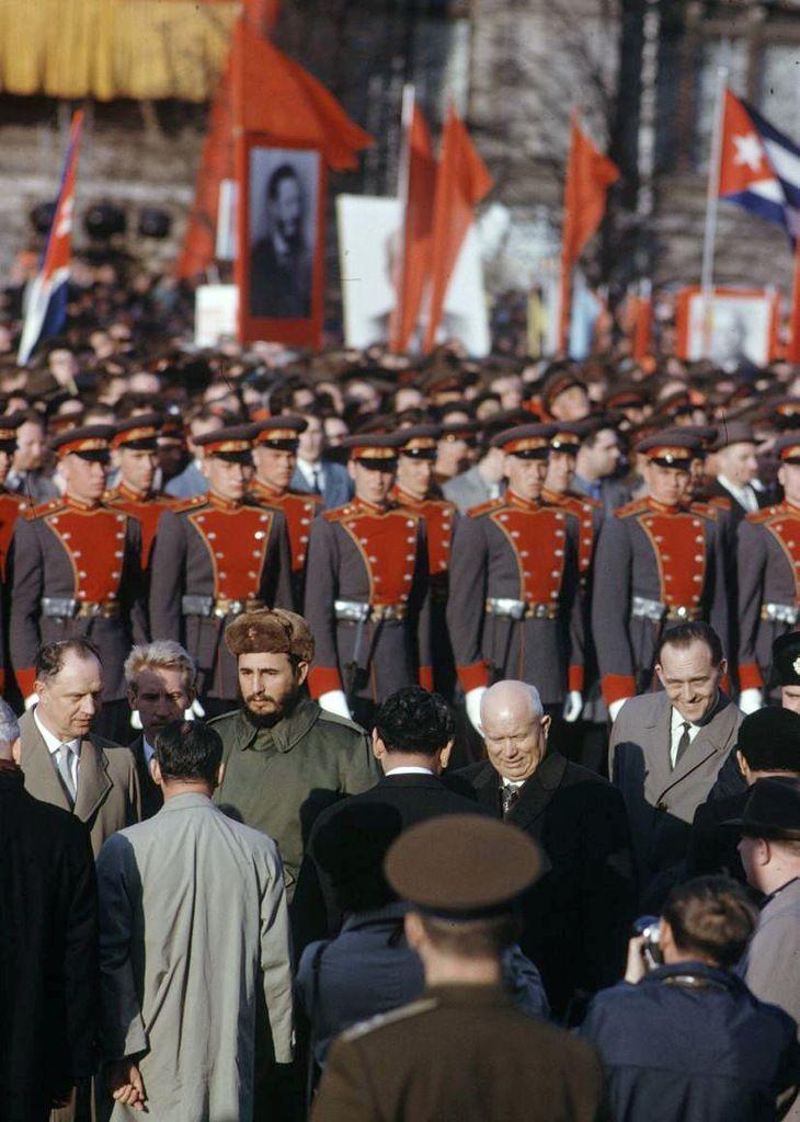 ussr1963 03 СССР полвека назад: 1963 й год в фотографиях