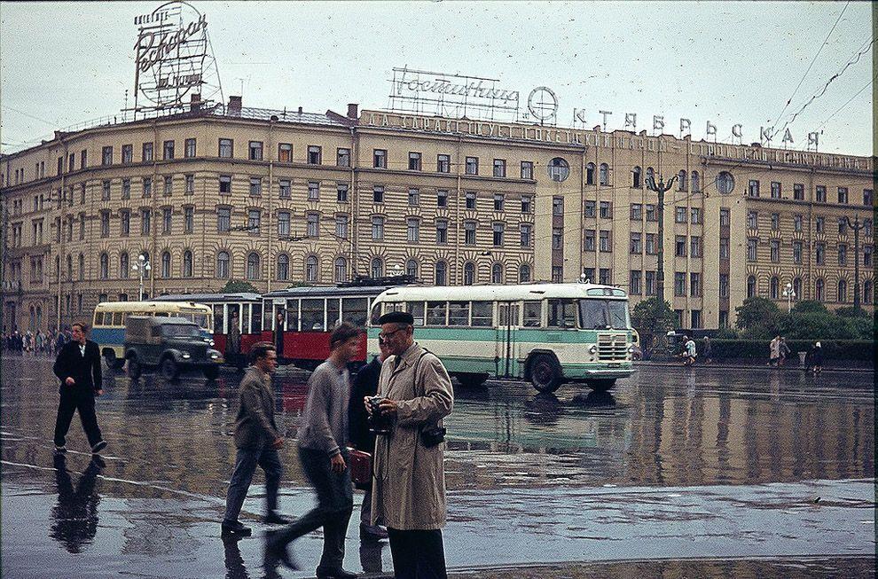 ussr1963 26 СССР полвека назад: 1963 й год в фотографиях
