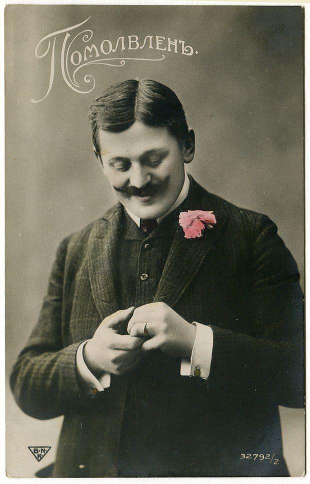 weirdestcards07 Авторская коллекция самых странных открыток из прошлого
