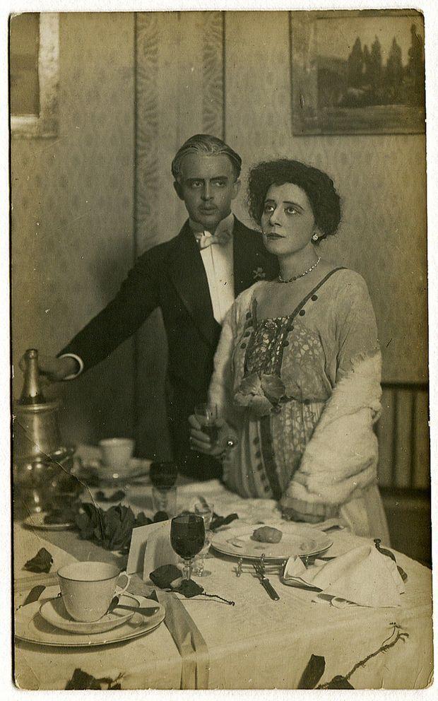 weirdestcards24 Авторская коллекция самых странных открыток из прошлого