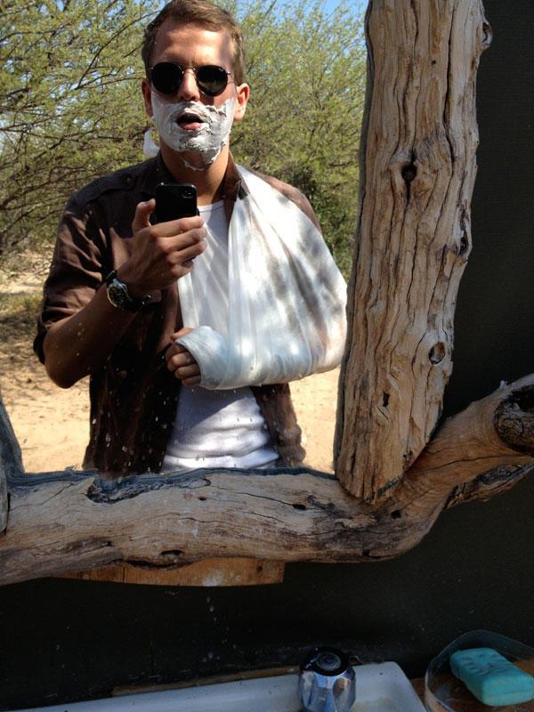withLions16 Как я жил со львами в Ботсване