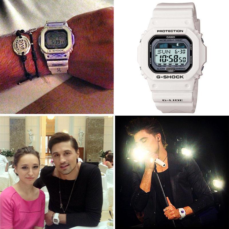 Билан Какие часы носят знаменитости