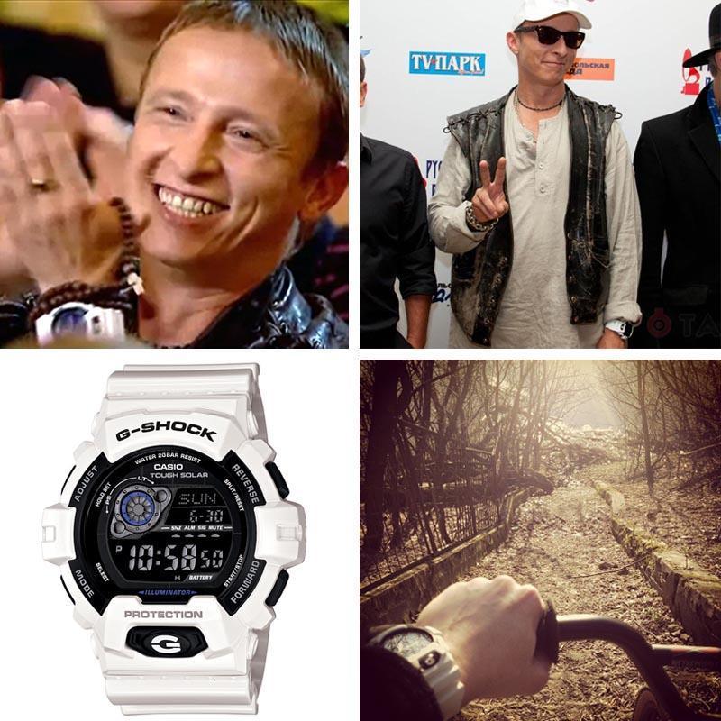 Охлобыстин Какие часы носят знаменитости