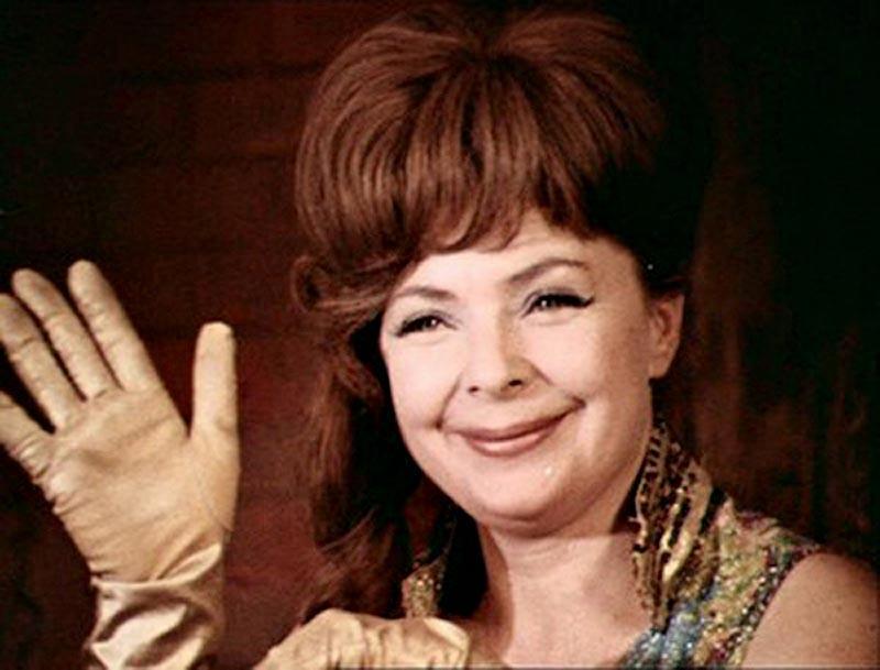 033 Актриса Ольга Аросева скончалась на 88 м году жизни
