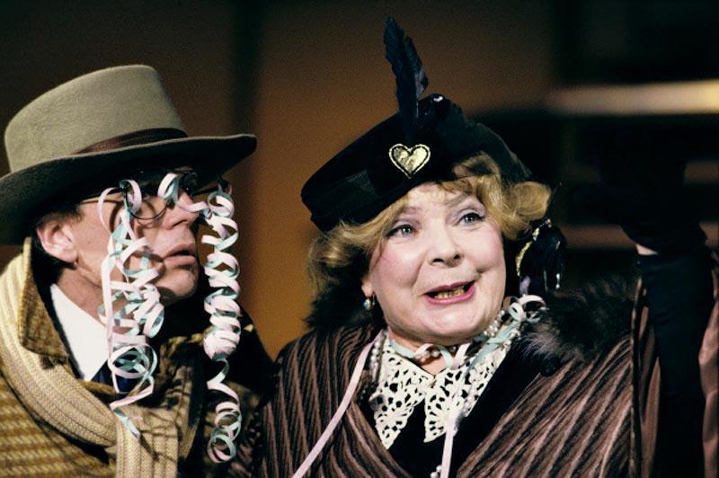 103 Актриса Ольга Аросева скончалась на 88 м году жизни