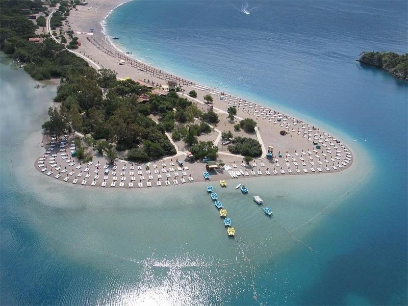 12. Пляж Олюдениз