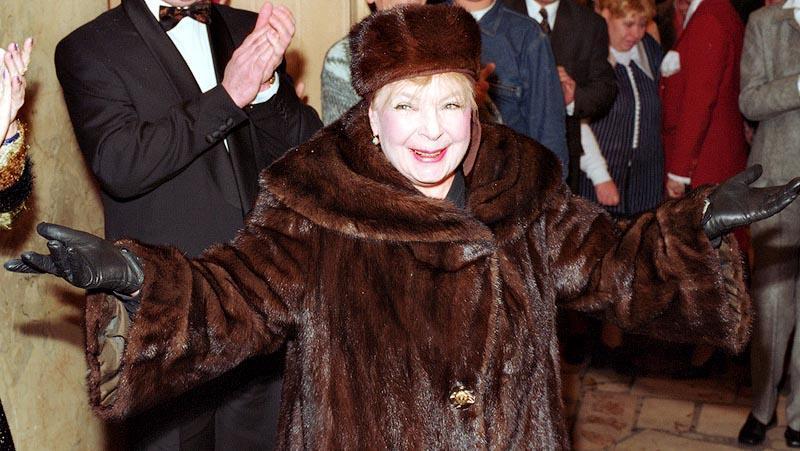 408047 Актриса Ольга Аросева скончалась на 88 м году жизни