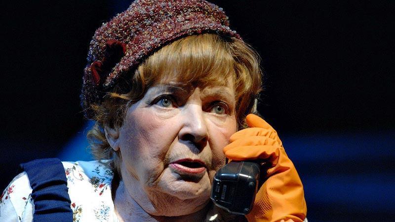 408051 Актриса Ольга Аросева скончалась на 88 м году жизни