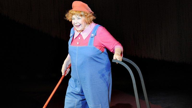 408052 Актриса Ольга Аросева скончалась на 88 м году жизни