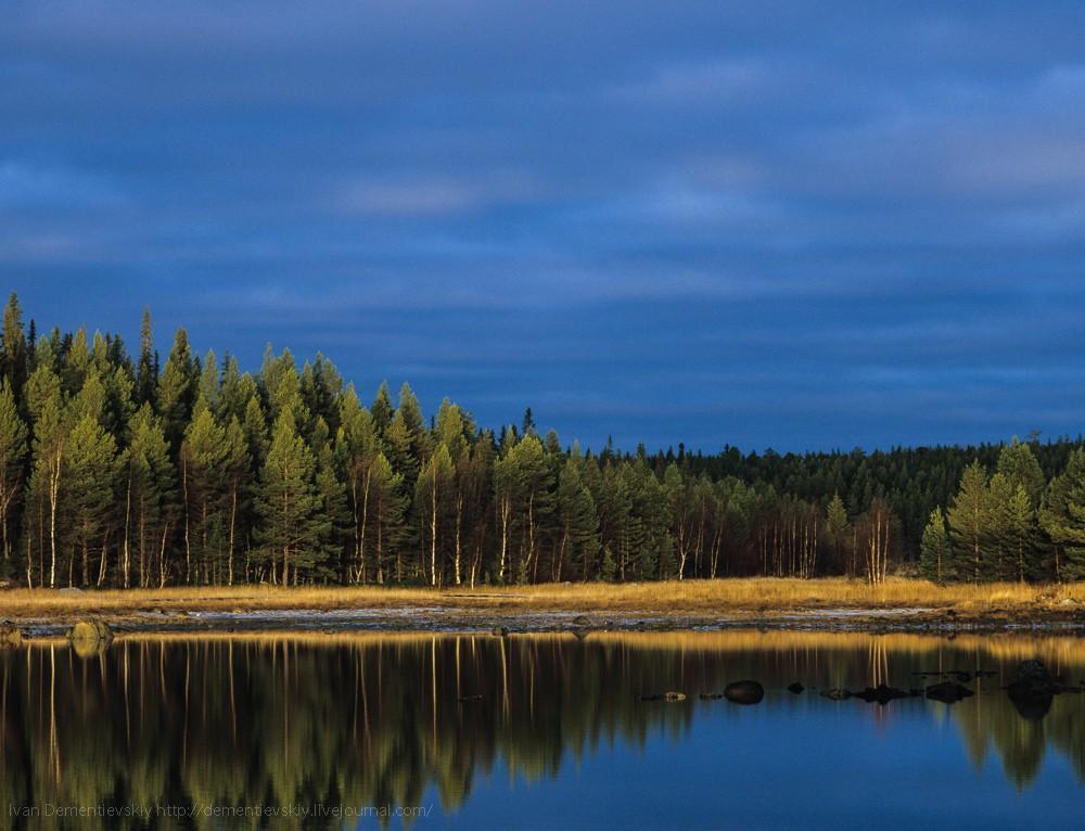 Analogphotos07 Прекрасные пленочные пейзажи Ивана Дементиевского