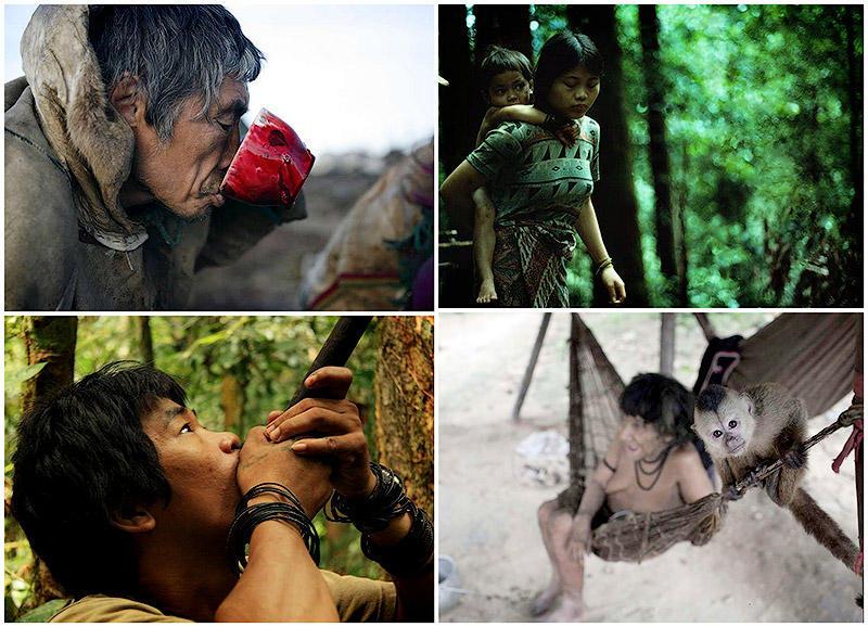 BIGPIC11 Потрясающие навыки и умения племенных народов мира