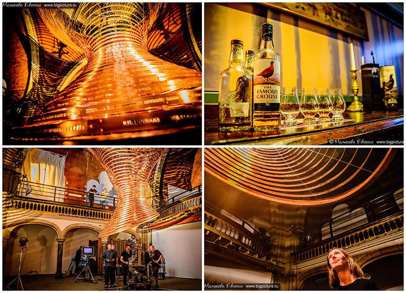 Инсталляция «Быть частью великой истории» в Лондоне